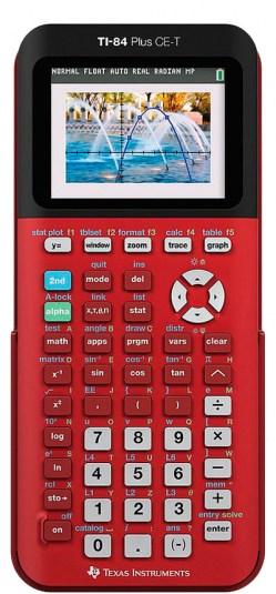 TI-84-Plus-CE-T-Red